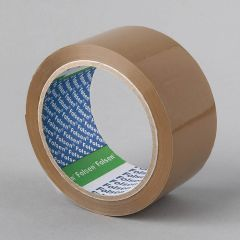 Folsen iepakojuma līmlente 48mm x 66m, brūna, SO, PP